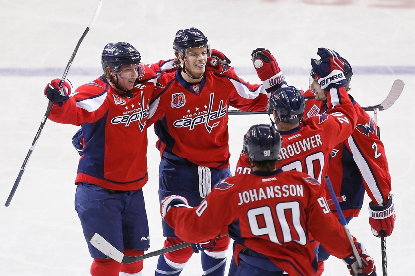 Washington Capitals Secret Weapon  Four On Four Hockey 3ff67b1b7c3