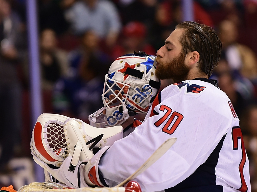 Braden Holtby Named Second Star Of The Week