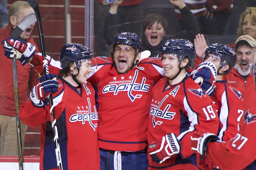 Washington Capitals well represented in World Cup of Hockey 020f088679b