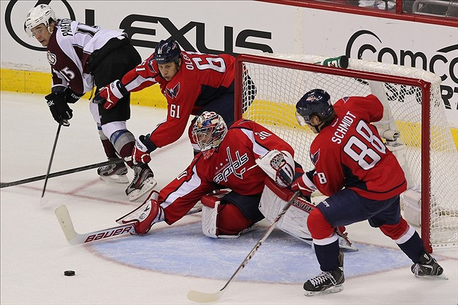 Washington Capitals  Last game of the homestand ac9abae86dd