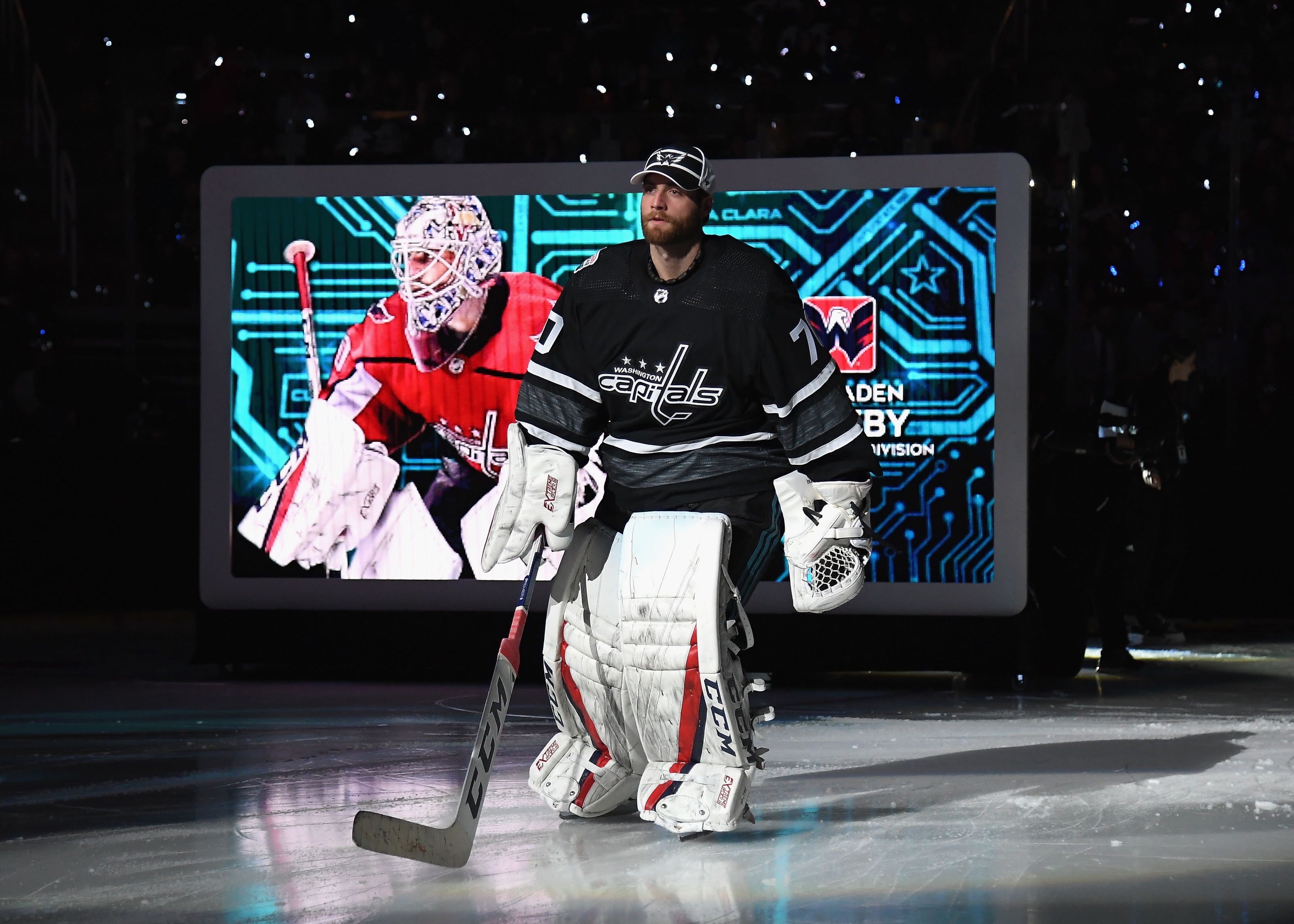 Capitals Breaking Down What Braden Holtby Brings To Asg 2020