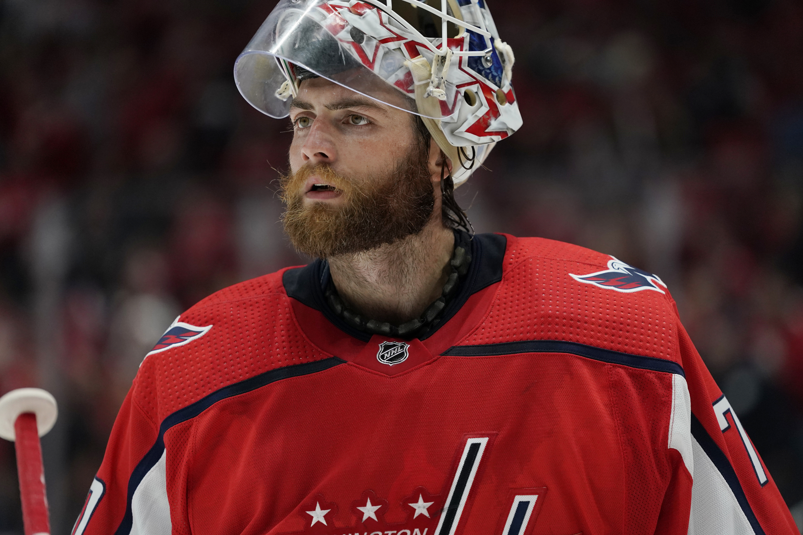 Should The Washington Capitals Consider Trading Braden Holtby