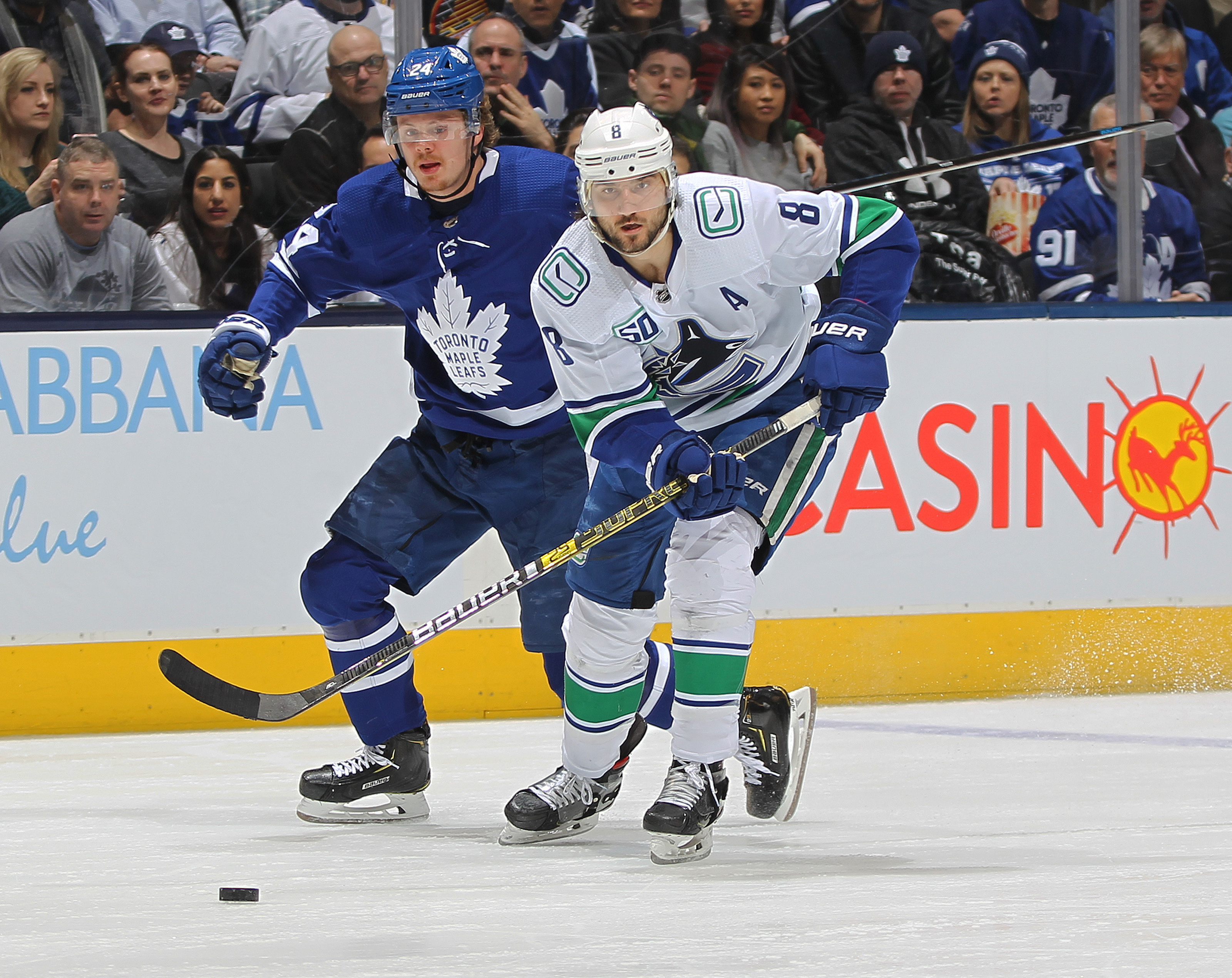Capitals must set sights on Chris Tanev in NHL Free Agency