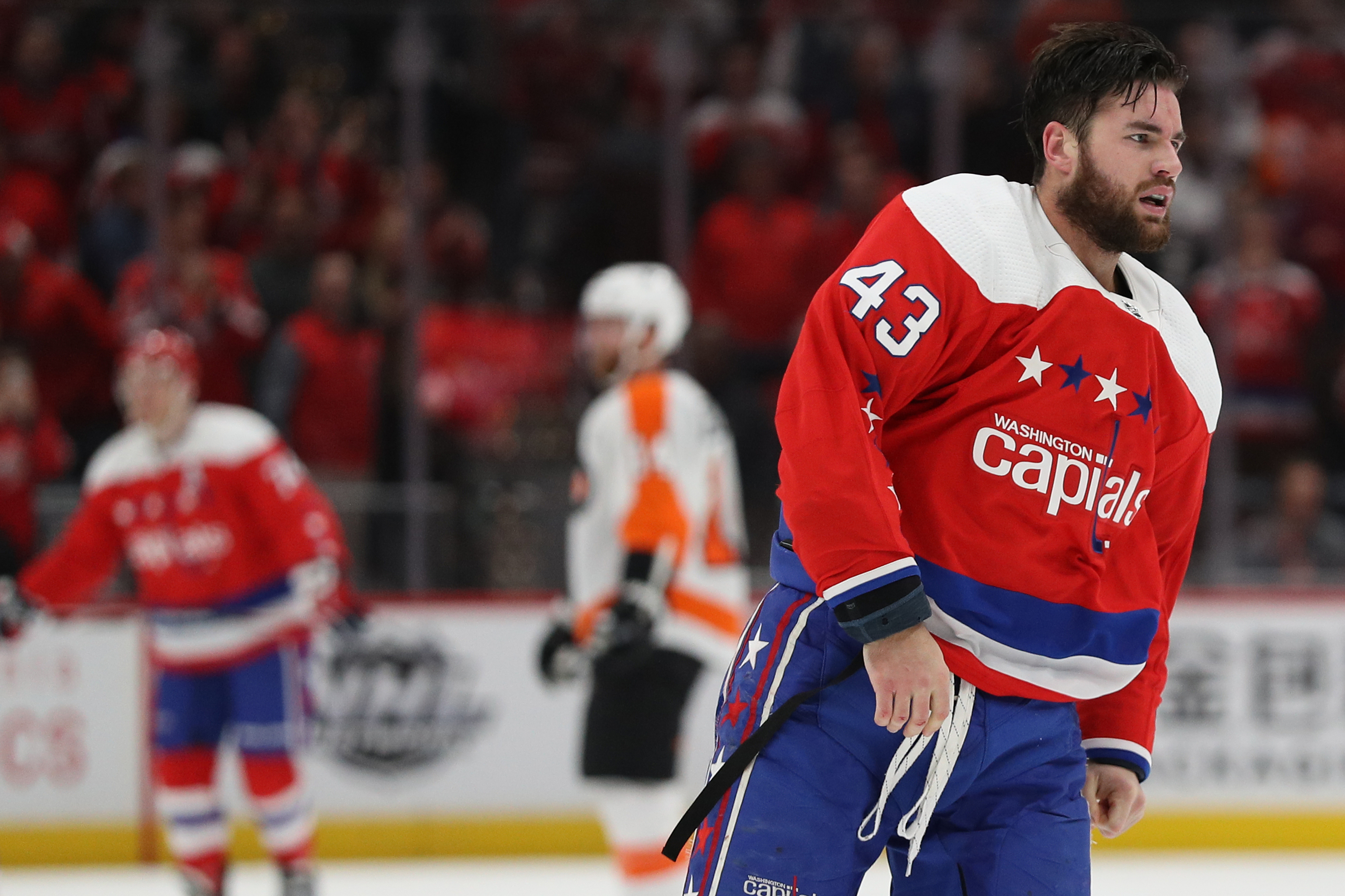 Capitals: 5 players you'd want to be quarantined with