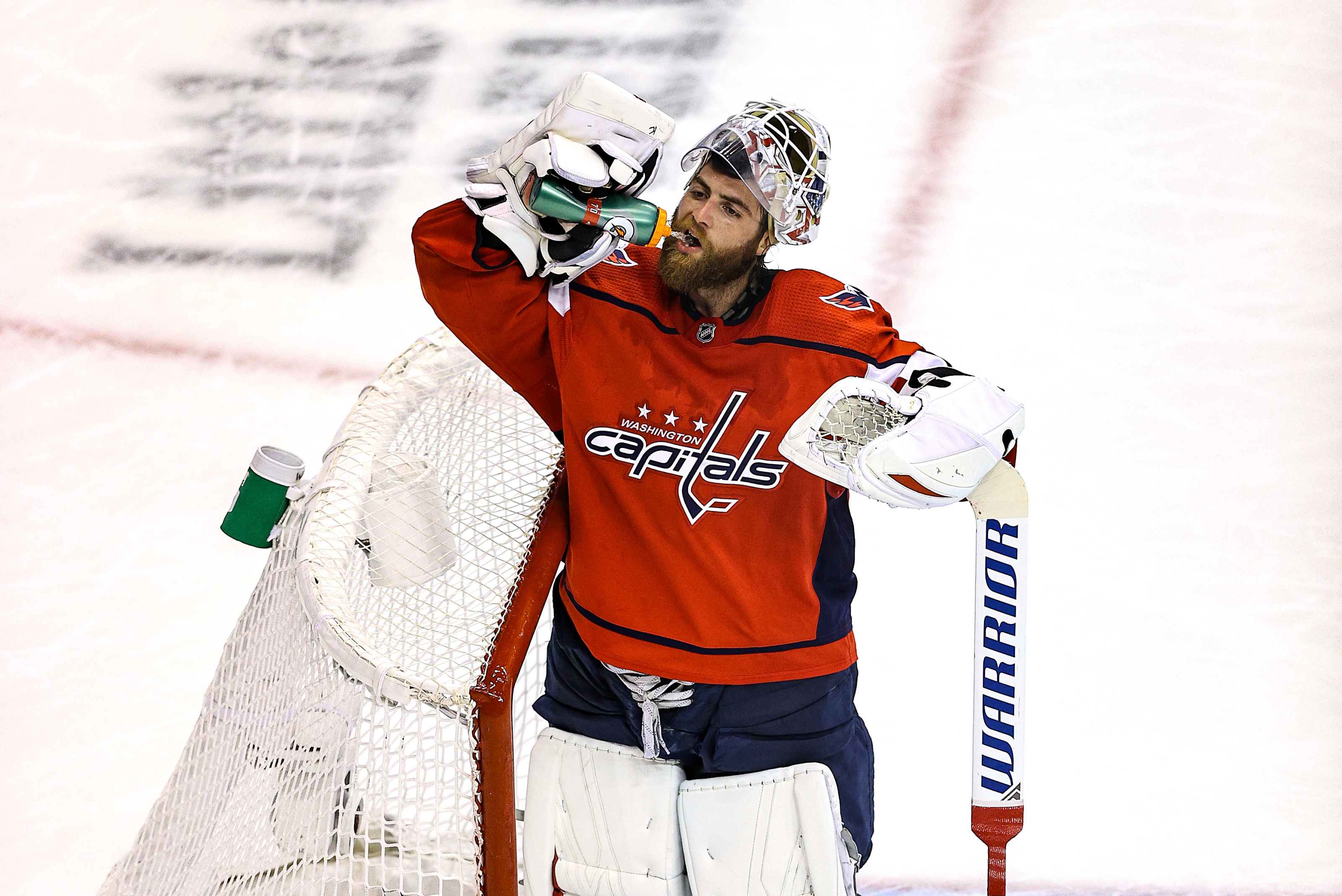 Did Braden Holtby Play His Last Washington Capitals Game