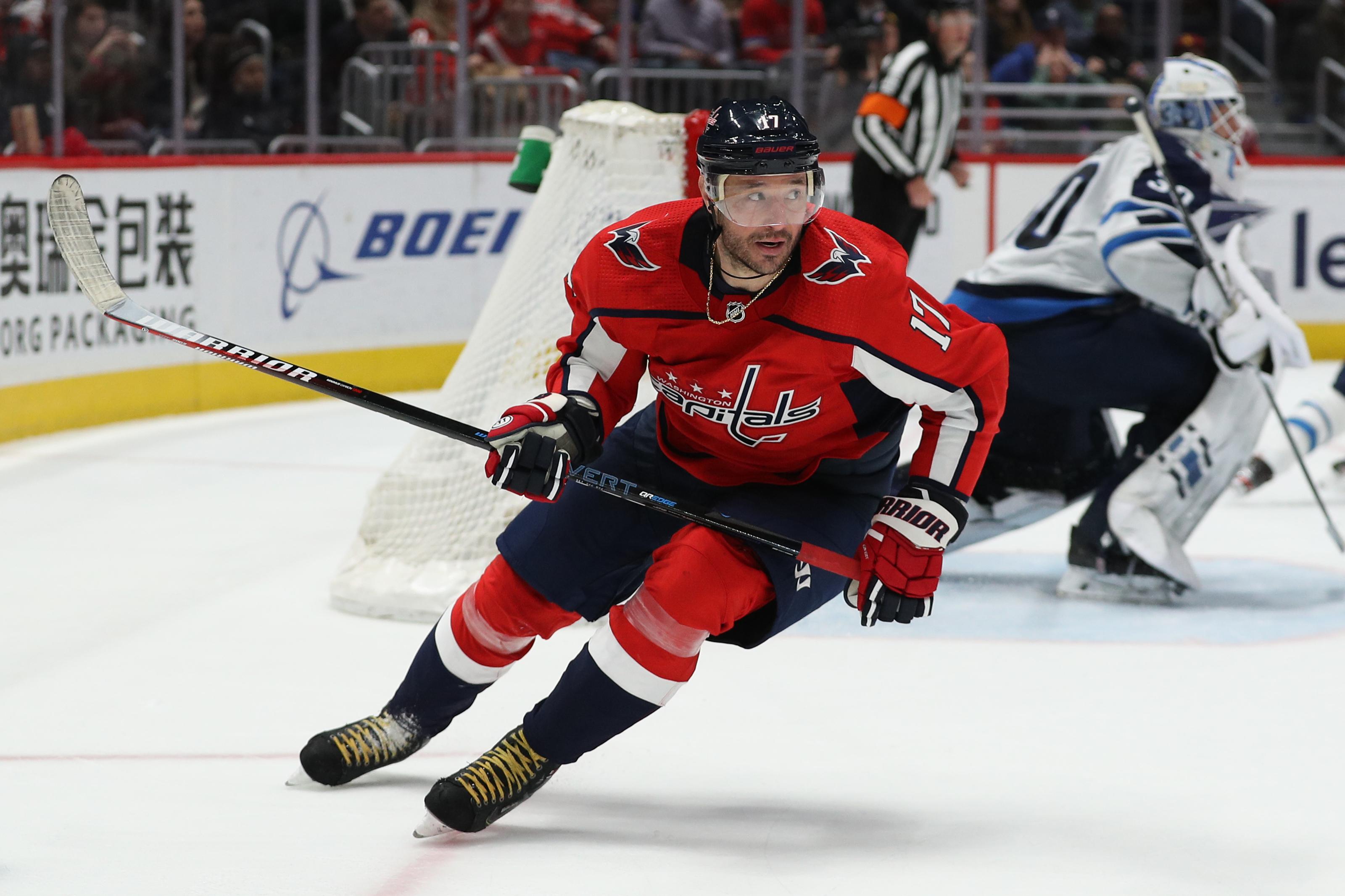 Capitals Analyzing Ilya Kovalchuk S Game Vs The Winnipeg Jets